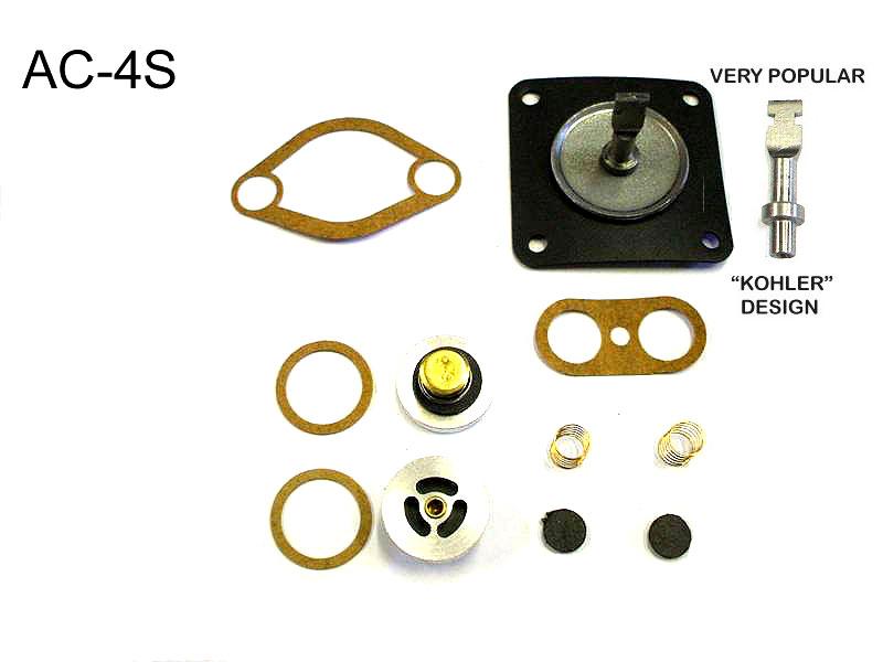 AC-4S Kohler Fuel Pump Kit