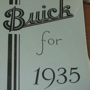 Then and now automotive 1975 chrysler plymouth wiring diagram v l 1935 buick sales meeting book sciox Gallery