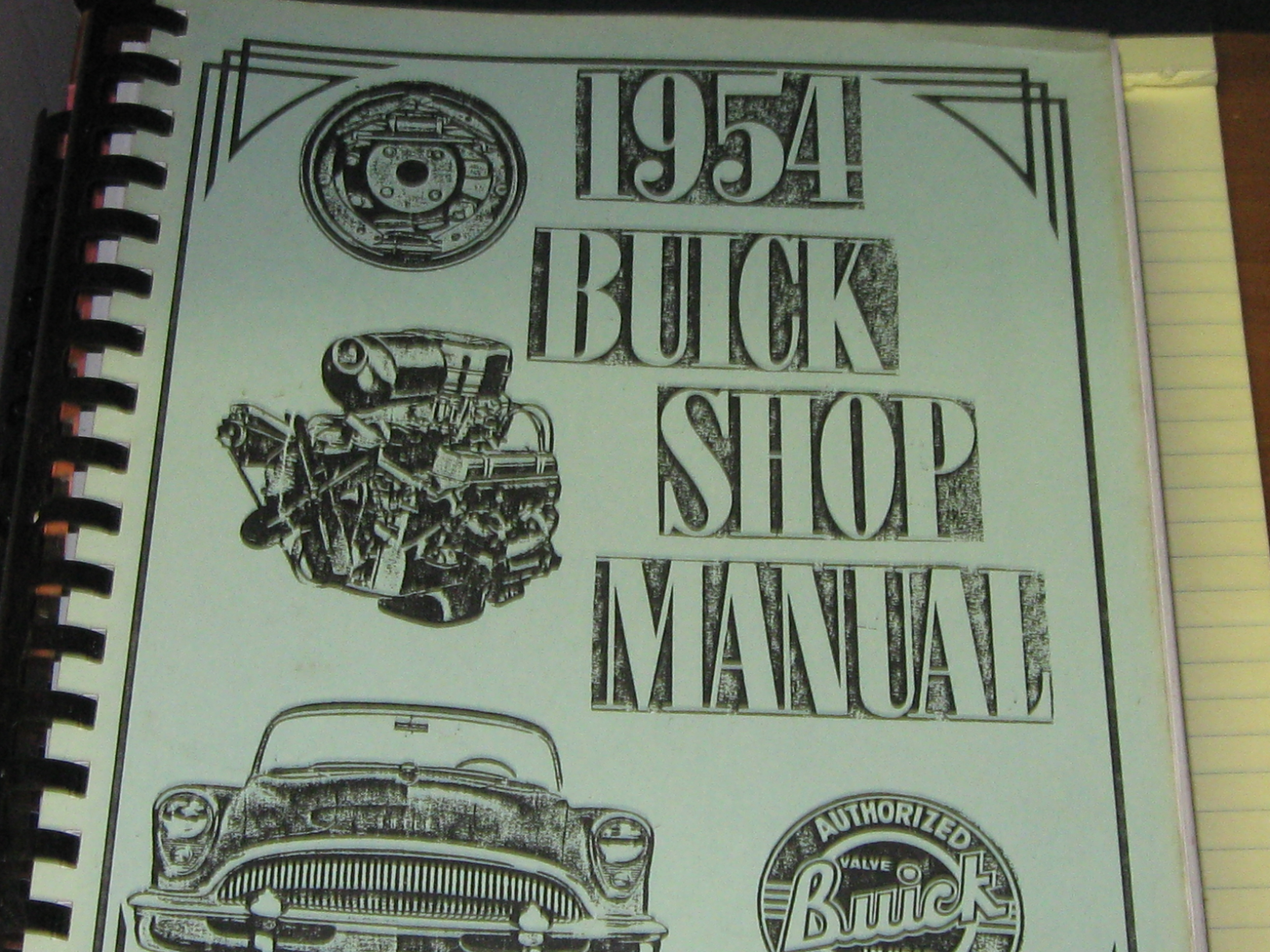 then and now automotive 1954 buick shop manual then and now automotive rh then now auto com 1941 buick shop manual 1955 buick shop manual