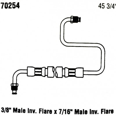 Product info as well 70653 Power Steering Hose together with Caliper Brake additionally  on 1969 ford granada