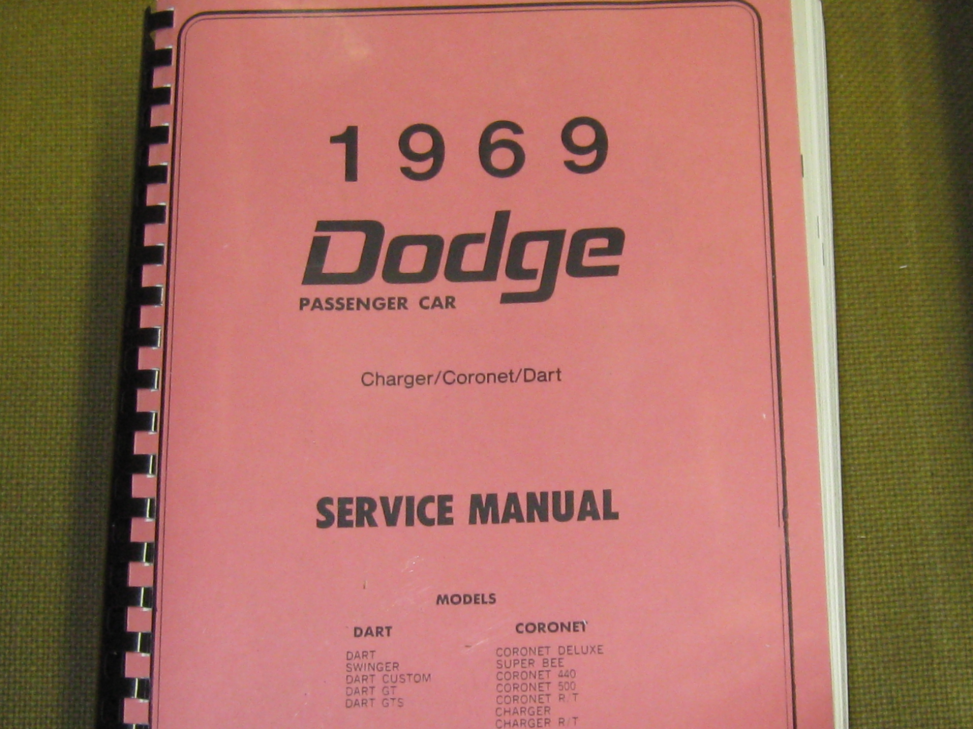 Then and now automotive 1969 dodge service manual then and now 2900 tax may apply 6 in stock quantity add to cart sku 1969 dodge service manual publicscrutiny Choice Image