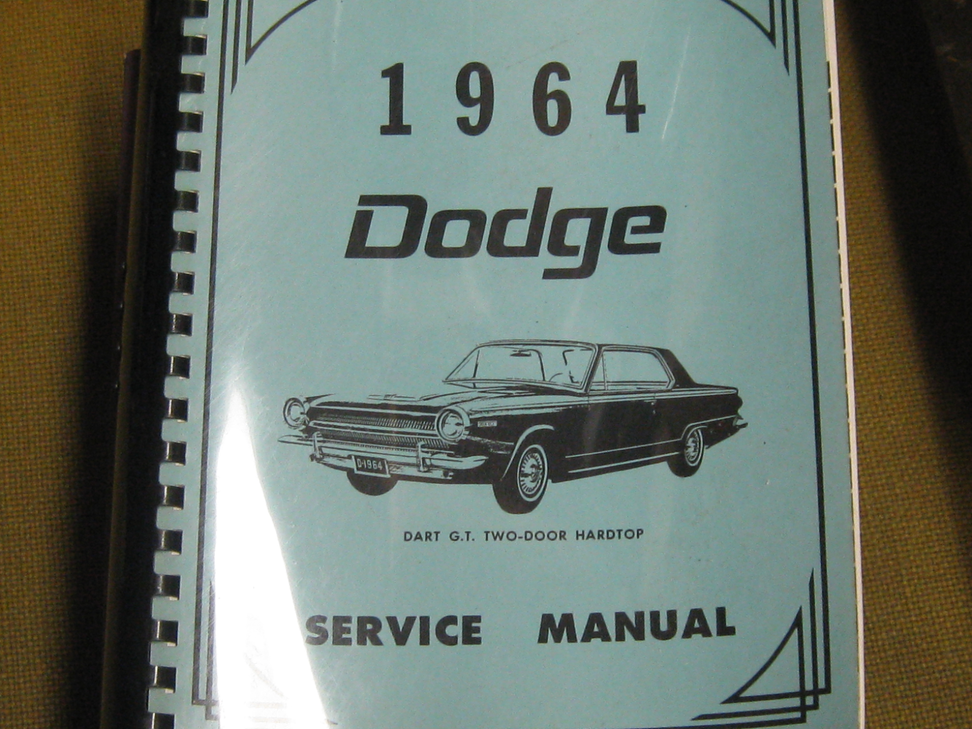 $45.00 Tax may apply. 2 in stock. Quantity. Add to cart. SKU: 1964 Dodge  Dart Service Manual