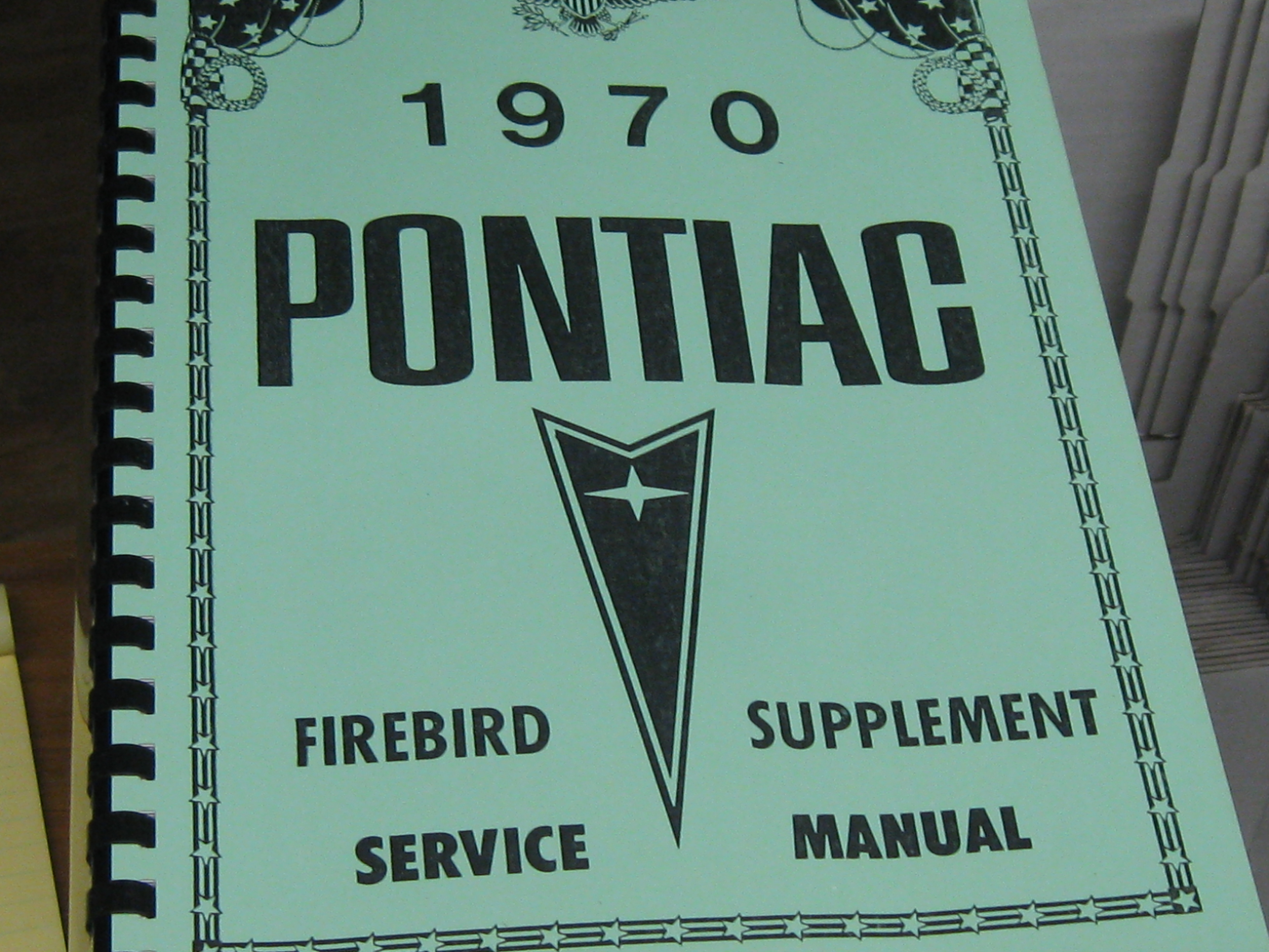 $20.00 Tax may apply. 10 in stock. Quantity. Add to cart. SKU: 1970 Pontiac  Firebird Service Manual supplement