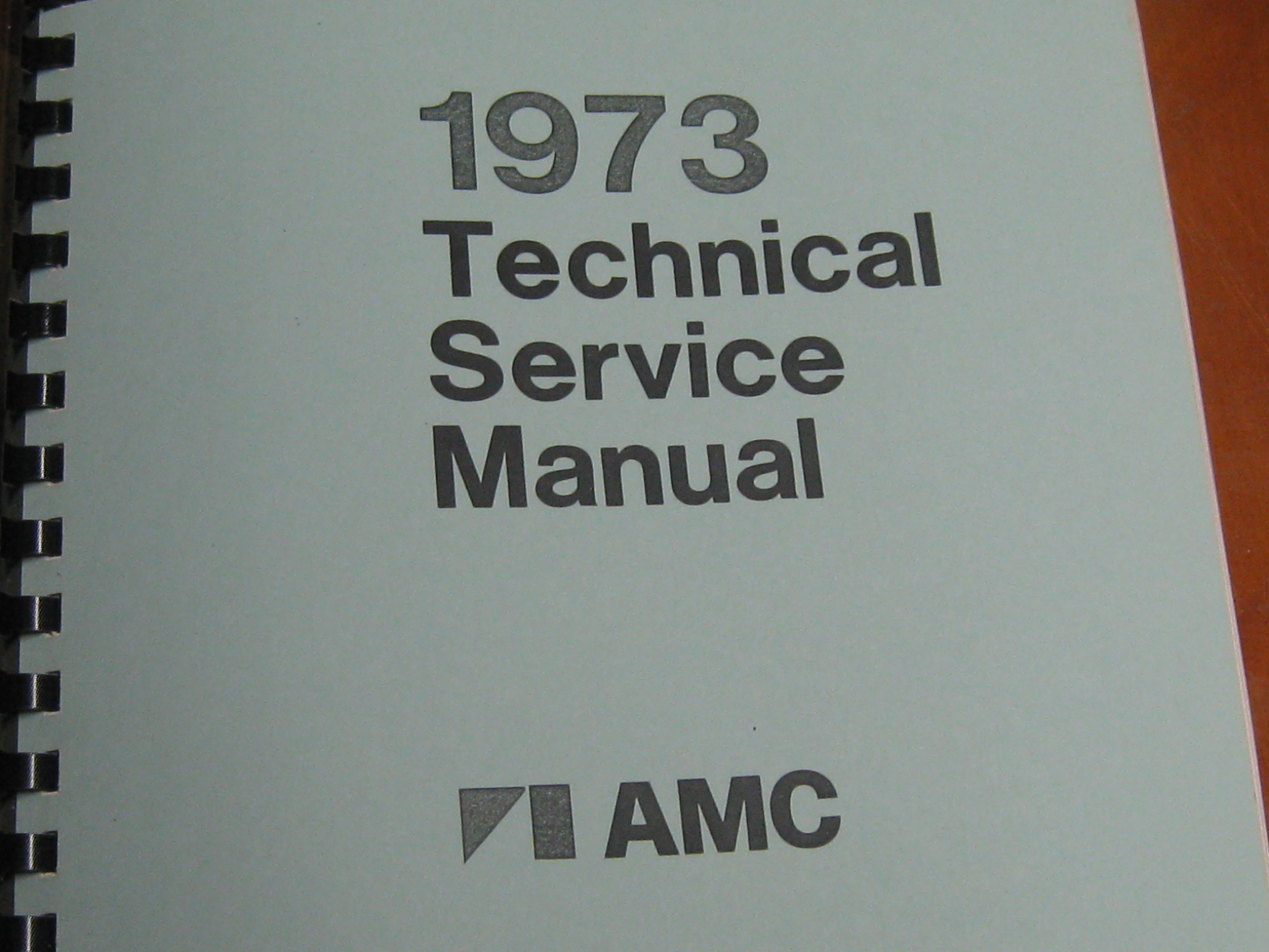 $35.00 Tax may apply. 12 in stock. Quantity. Add to cart. SKU: 1973 AMC  Technical Service Manual