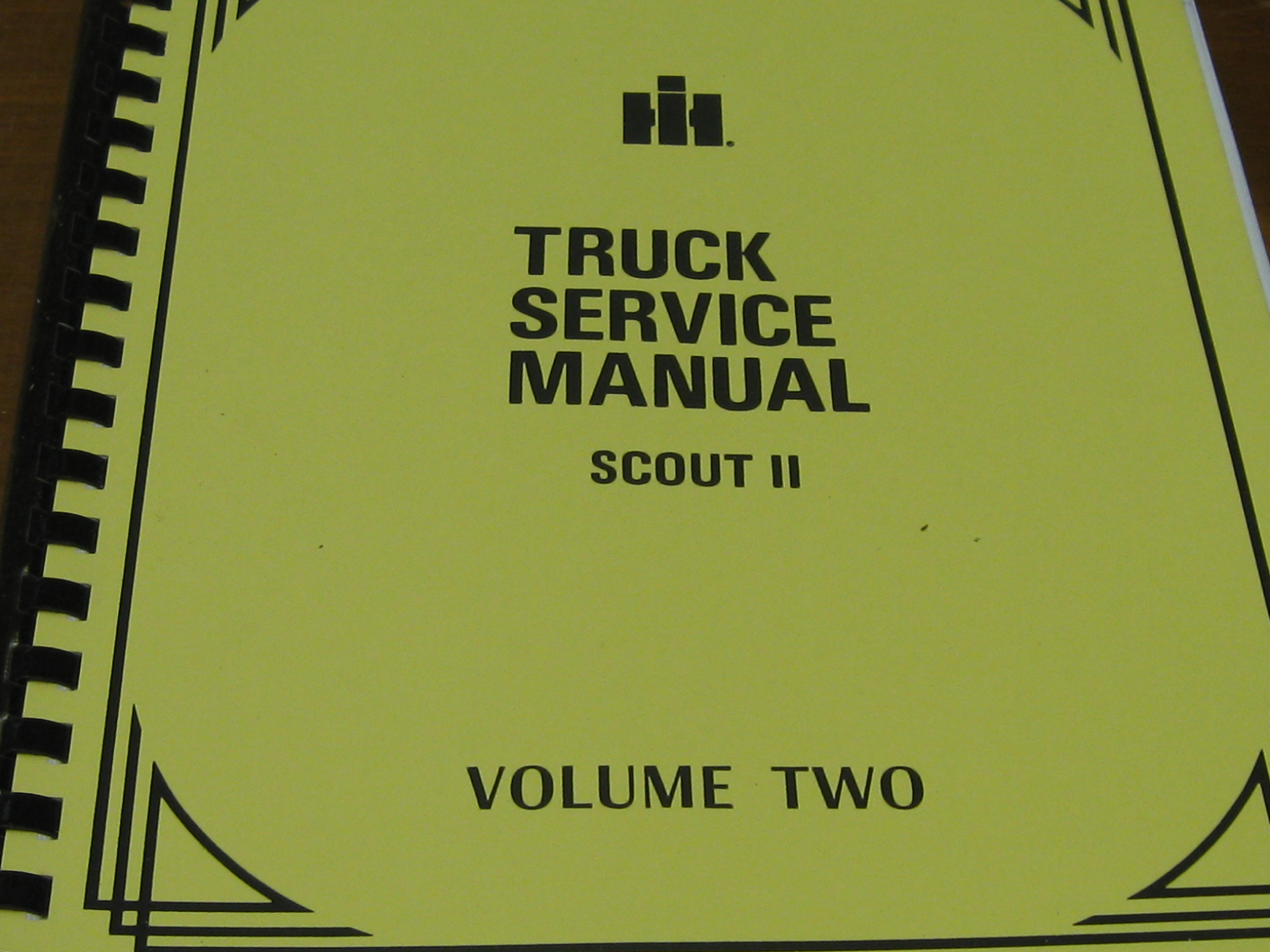 $45.00 Tax may apply. 9 in stock. Quantity. Add to cart. SKU: 1972-1975 International  Scout II Service Manual ...